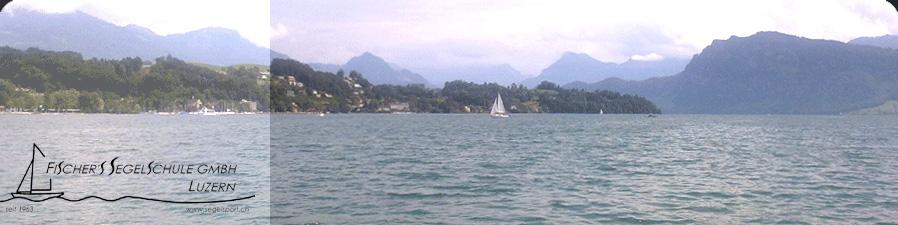 Fischers Segelschule Luzern Vierwaldstättersee