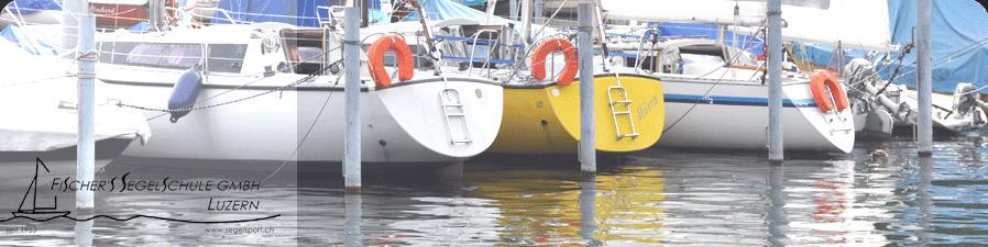 Fischers Segelschule Luzern